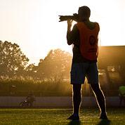Sportovní fotografové